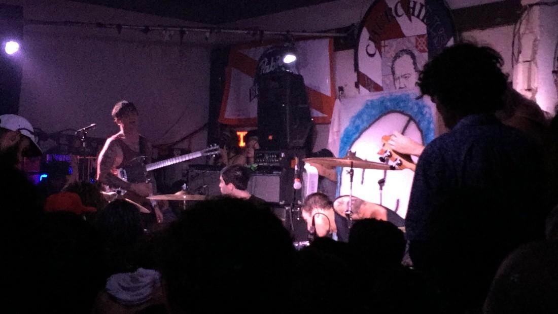 Supergold at Radioactive Records   MC954 Music//Concerts